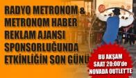 Radyo Metronom Sponsorluğunda Gösteriler Son Gününde