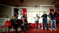SARIGÖL BELEDİYESİ TİYATRO TOPLULUĞU ''SOMA MADEN ŞEHİTLERİ'' İÇİN SAHNE ALDI