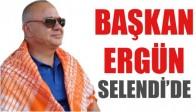 Selendi'de Başkan Ergün Rüzgarı Esti