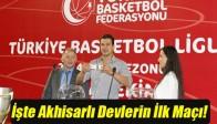 TB2L Fikstürü Çekildi, İşte Akhisarlı Devlerin İlk Maçı!