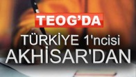 Teog'da Türkiye birincisi Atatürk Ortaokulu'ndan