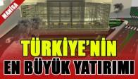 Türkiye'nin En Büyük Yatırımı Geliyor