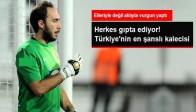 Türkiye'nin En Şanslı Kalecisi Oğuz Dağlaroğlu!
