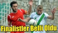 U19 Türkiye Şampiyonasında Finalistler Belli Oldu