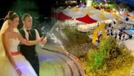 Ütopia Wedding Kır Düğün Salonunda Yağmura Çözüm Getirildi