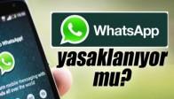 WhatsApp yasaklanıyor