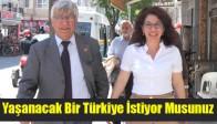Yaşanacak Bir Türkiye İstiyor Musunuz?