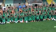 Yaz Futbol Okulu İlgi Odağı Oldu