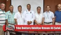 Yılın Doktoru Dâhiliye Uzmanı Ali Şafak Demirli Seçildi