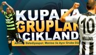 Ziraat Türkiye Kupası'nda Gruplar Belli Oldu