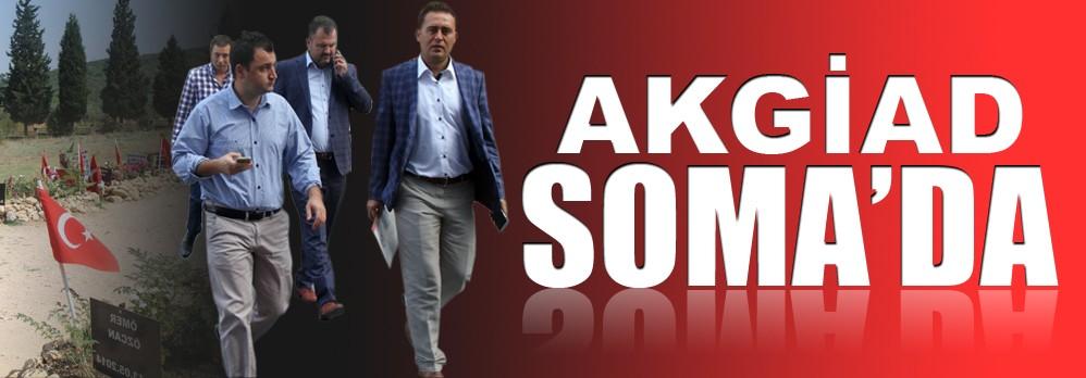 Akgiad'dan Soma Ziyareti