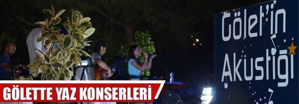Akhisar Belediyesi Yaz Konserleri Tam Gaz