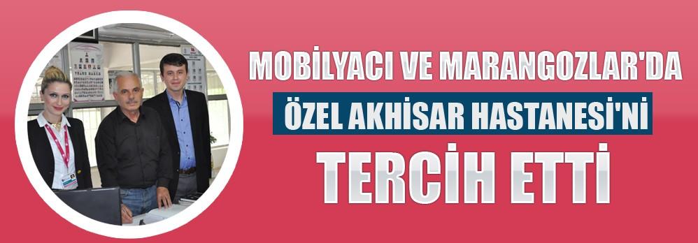 """Akhisar'lı Mobilyacılar ve Marangozlar da """"Özel Akhisar Hastanesi"""" Dedi"""