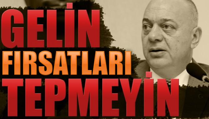 Başkan Ergün'den Net Mesaj 'Gelin Büyükşehir Fırsatlarını Tepmeyin'