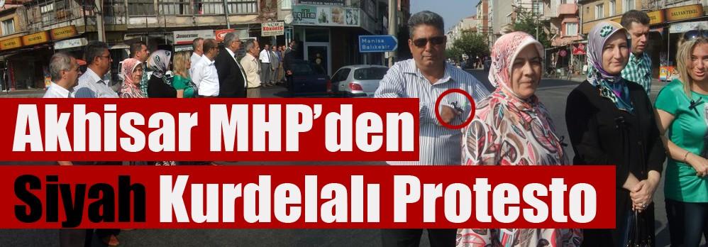 MHP Haksız Görevden Alımları Protesto Etti