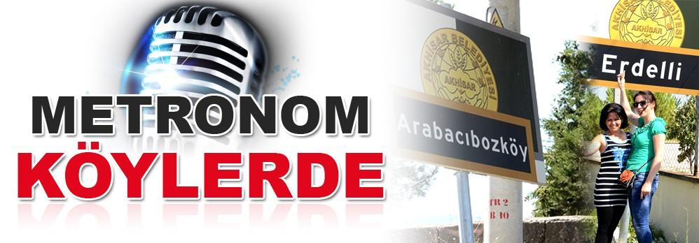 Radyo Metronom Köylerdeki dinleyicilerini ziyaret etti
