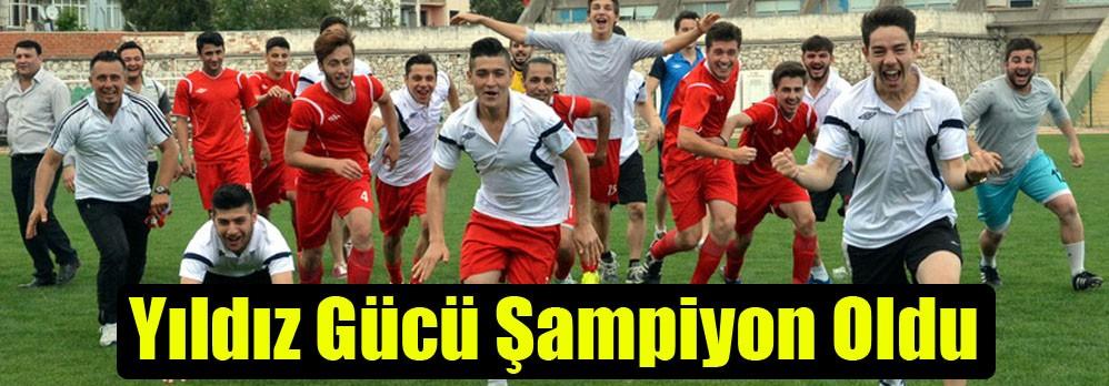 U19 Türkiye Şampiyonasında Yıldız Gücü Şampiyon Oldu