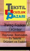 Akhisar Haber - Tekstil Ucuzluk Pazarı