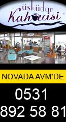 Akhisar Haber - Üsküdar Kahvecisi Akhisar Novada Avm